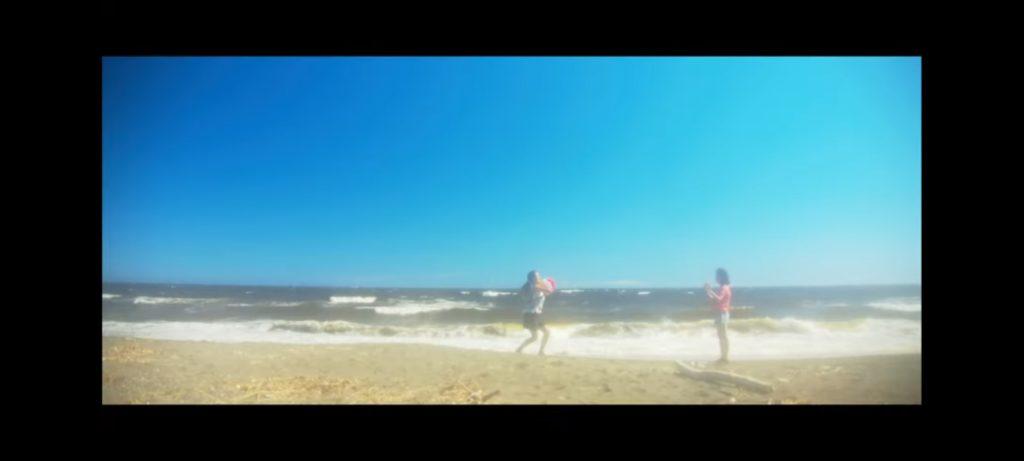 【短編ホラー】海辺のおじさん